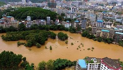 國家防總:湘江西江全線回落 警惕退水出險