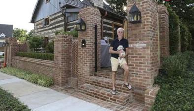 比美國建國還早 男子意外買到古宅