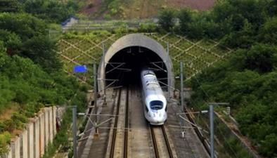 京廣高鐵瀏陽河隧道滲水關閉後續:昨晚10點恢復通車