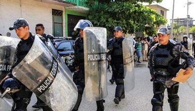 墨西哥:一監獄發生騷亂 至少28人死亡
