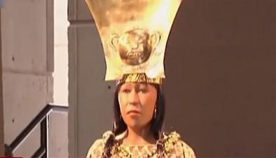 千年容貌再現:3D技術復原1700年前莫切文明時期女首領面孔