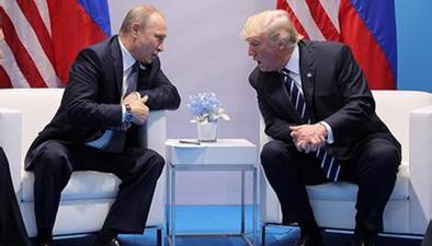 漢堡:特朗普與普京舉行首次會晤