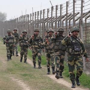 巴基斯坦軍方説巴印在克什米爾地區再次發生交火