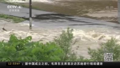 暴雨引發洪災 日本東北部數萬人疏散