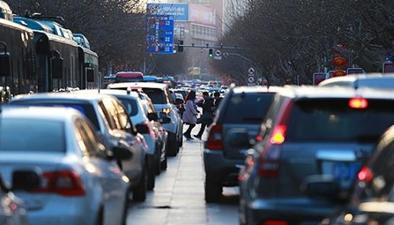 大數據看城市擁堵變化:全國擁堵延時指數三年來首現拐點