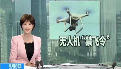 """廣東:無人機""""禁飛令""""飛行申報細則尚不明確"""