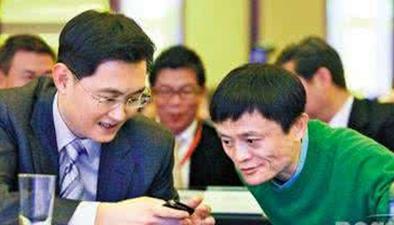 就在昨天 中國首富換人了