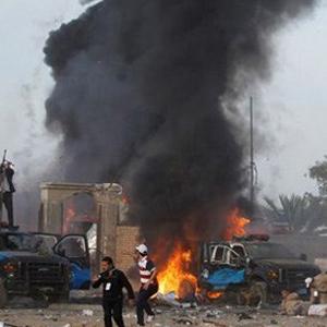 加沙地帶南部自殺式爆炸襲擊致2人死亡5人受傷