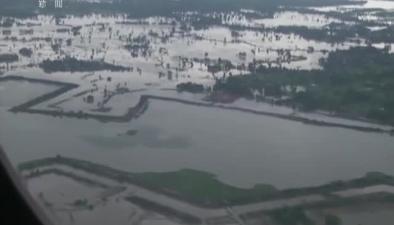 泰國:洪災持續肆虐 已致死32人死亡