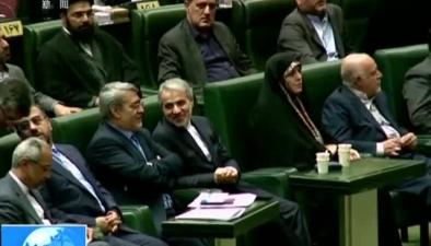"""伊朗:魯哈尼""""或因美制裁退出核協議"""""""