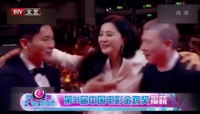 第31屆中國電影金雞獎揭曉