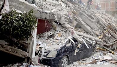 墨西哥中部發生7.1級地震:記者探訪重災區霍胡特拉小鎮