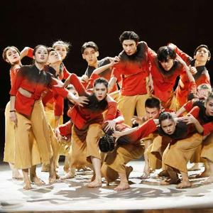 2017國際創意舞蹈學術研討暨高校展演在京開幕