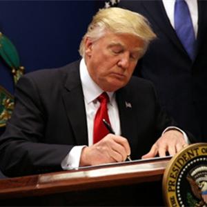 [國際早報]特朗普再簽旅行禁令