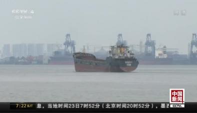 廣州:罕見龍吸水奇觀 水柱高50米