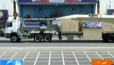 伊朗:媒體公布新型彈道導彈試射畫面
