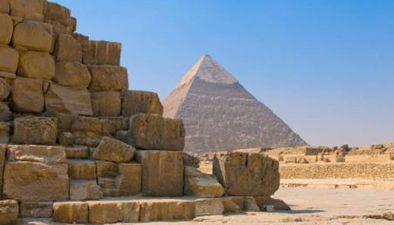 解密金字塔:金字塔巨石運輸之謎揭開用船運