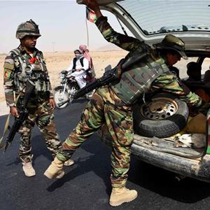[國際早報]阿富汗南部一軍事基地遇襲
