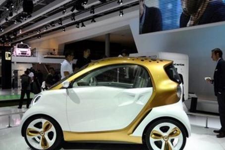 新款太陽能車實現零排放