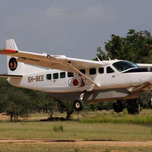 坦桑尼亞一小型飛機墜毀致11人遇難