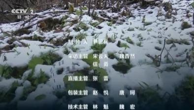 陜西華山初冬美景