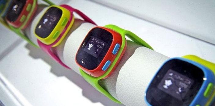 """定位功能暗藏危險:德國政府禁售兒童用""""智能手表"""""""