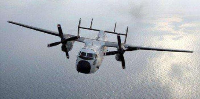 美國海軍一軍機墜入衝繩附近海域 3人失蹤