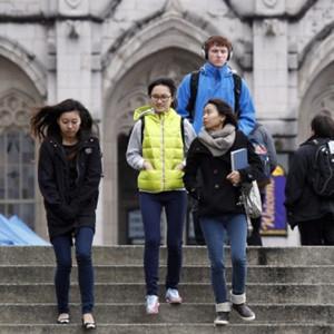 加媒:中國留學生人數居加拿大首位
