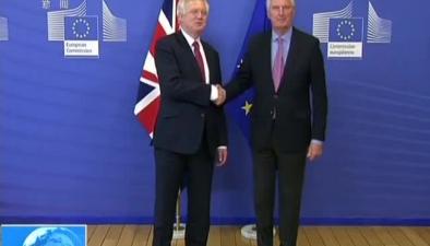 """英國""""脫歐""""過渡期不好過 歐盟要下""""緊箍咒"""""""