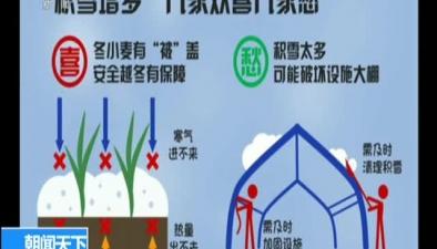 """新聞鏈接:入冬以來最強雨雪上線 此輪雨雪為何""""來勢洶洶"""""""