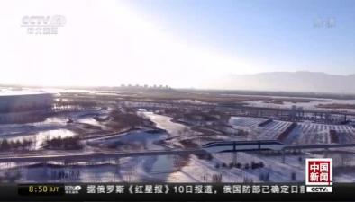 寧夏銀川:中國首條搭載自主知識産權無人駕駛雲軌通車