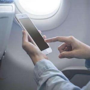 """[評""""新""""而論]飛機上終于可以開手機 這是種穩穩的幸福"""