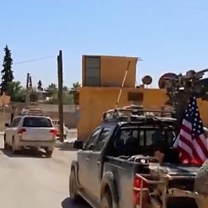 """敘利亞政府説美國在敘軍事存在屬""""非法"""""""