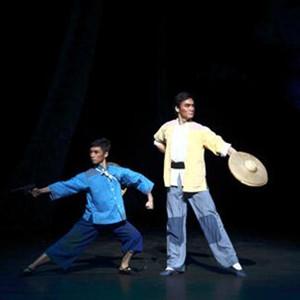 [文化十分]中央芭蕾舞團走進河北鄉村中小學