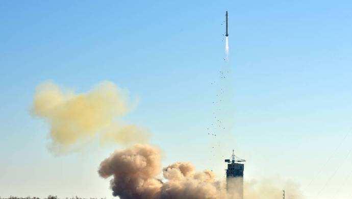 我國成功發射陸地勘查衛星三號 用于陸地資源遙感勘查