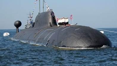"""船員忘了關艙門 印度首艘國産核潛艇""""泡壞了"""""""