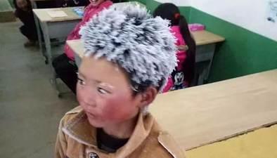 """雲南魯甸回應""""冰花男孩只得500元"""":30萬元捐贈款用于這一區域的孩子們"""