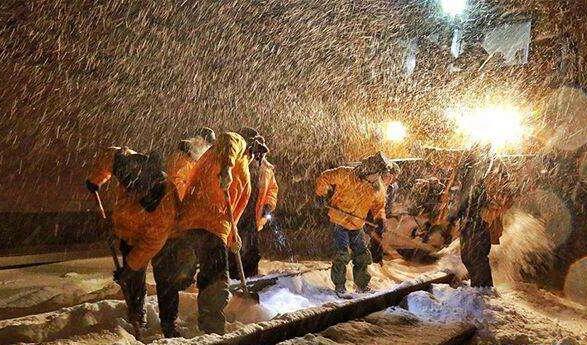 暴雪預警拉響 25日京滬及滬寧等部分高鐵車票暫停發售