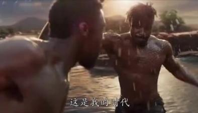《黑豹》新中文電視預告 大量新鏡頭【漫威部落】