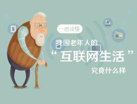 """一圖讀懂:我國老年人的""""互聯網生活""""究竟什麼樣"""