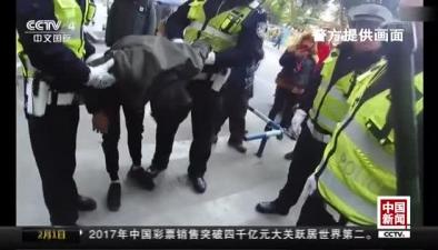 """四川中江:無證毒駕連撞三車 毒友""""探監""""自投羅網"""