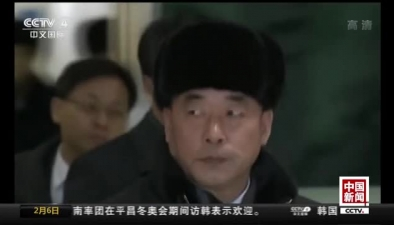 朝鮮參加平昌冬奧會:朝鮮藝術團今天乘船訪韓
