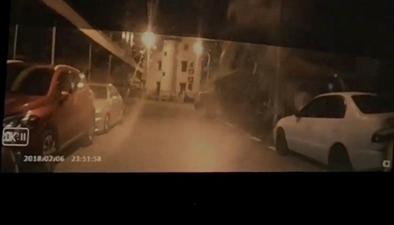 臺灣:行車記錄儀拍到樓房傾倒瞬間