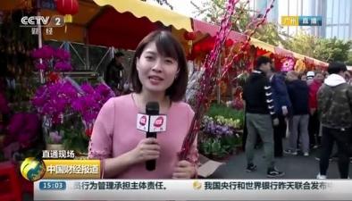 廣州迎春花市開幕 傳統年花學問多