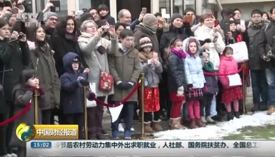 """""""歡樂春節""""將在全球400多座城市上演"""