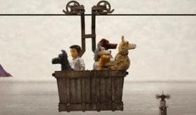 動畫電影《犬之島》揭幕柏林電影節