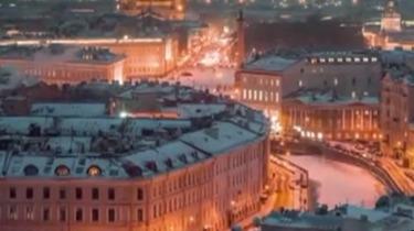 俄羅斯:精彩航拍 美如童話