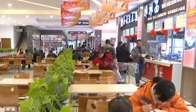 """重慶:高速公路服務區推出""""無人餐廳"""""""