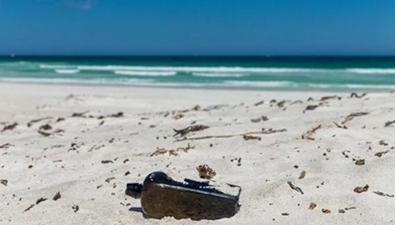 最古老漂流瓶132年後現身澳大利亞