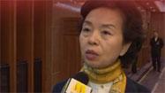 程萍:中國電影産業發展迅速 看電影成為時尚